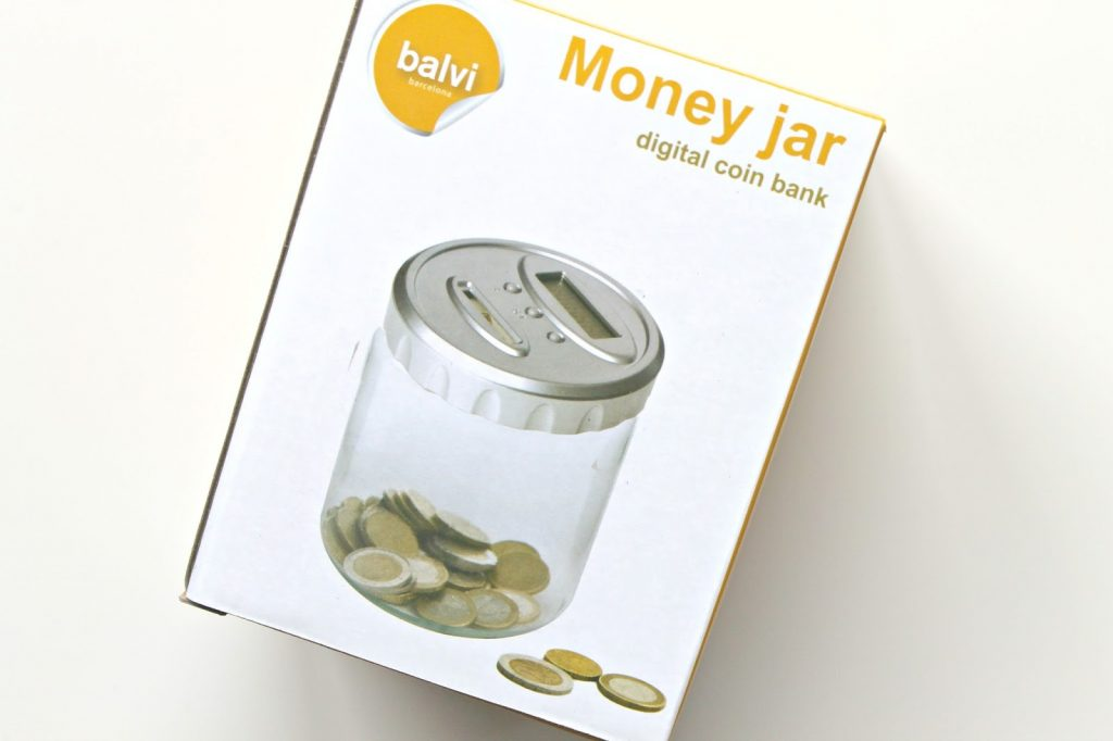 Balvi Money Jar digitale spaarpot