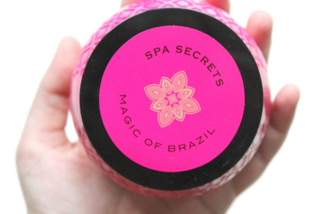 Kruidvat spa secrets magic body oil cream