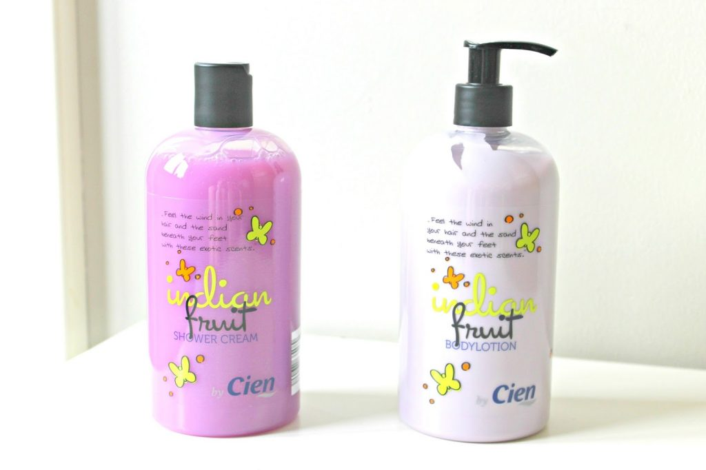 Cien indian fruit shower cream bodylotion