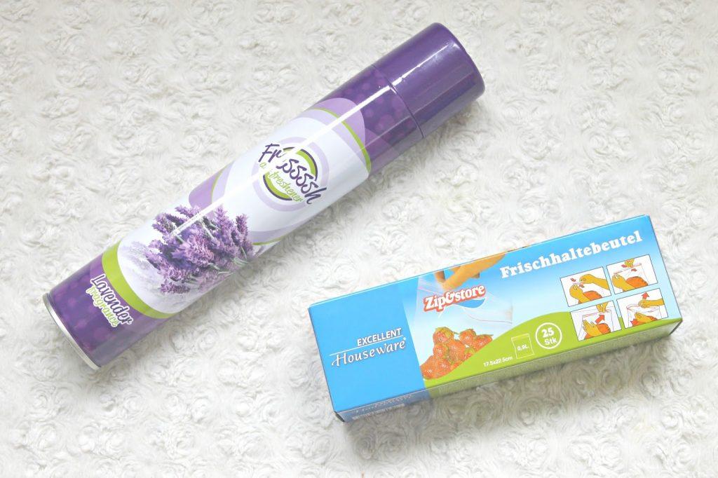 action fresh luchtverfrisser lavendel zip & store zakjes