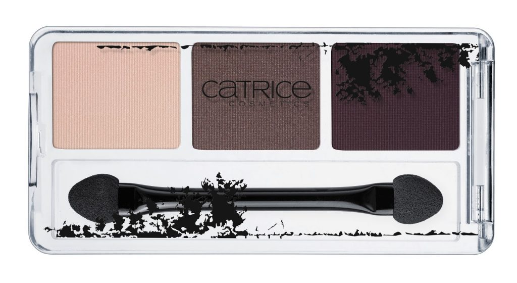 catrice neo natured eyeshadow CO2 soothe of soul