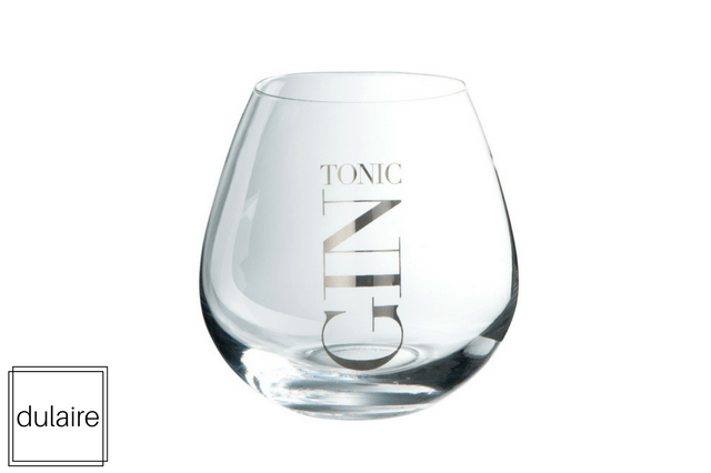 Gin tonic glas Dulaire 2