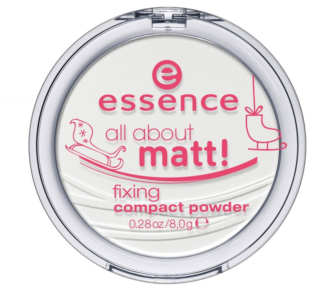 essence all about matt fixing powder