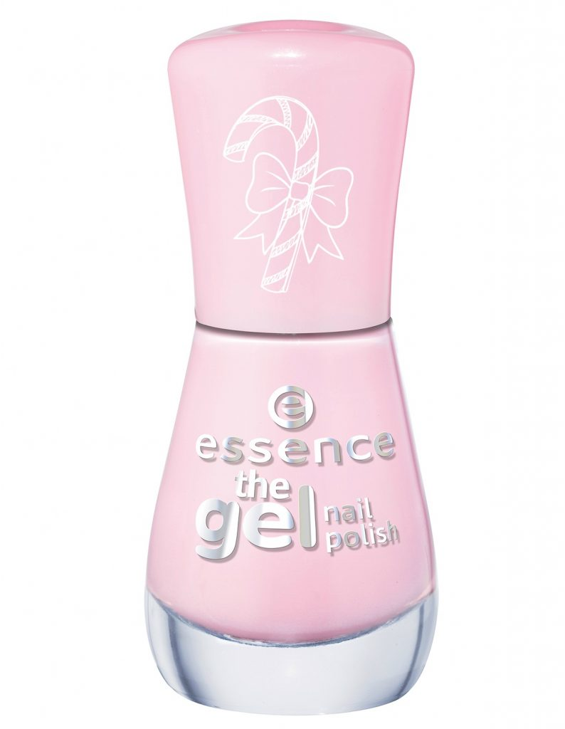essence the gel nail polish roze