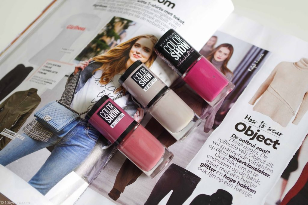 Maybelline Colorshow 60 Seconds Nail Polish
