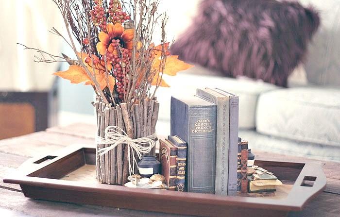 herfst decoratie inspiratie huis