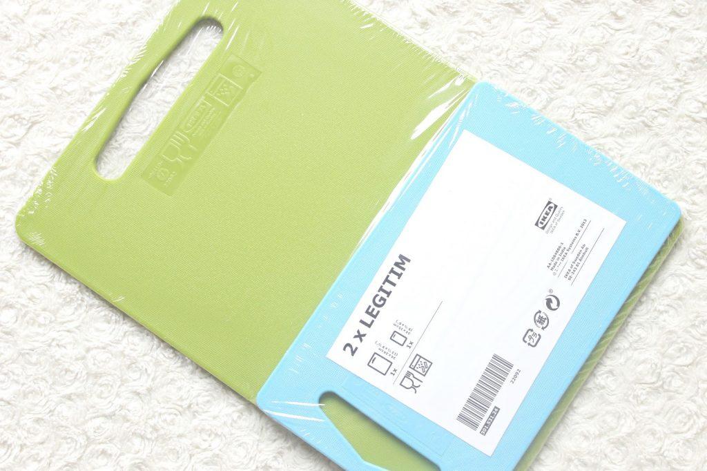 legitim snijplank set groen blauw ikea