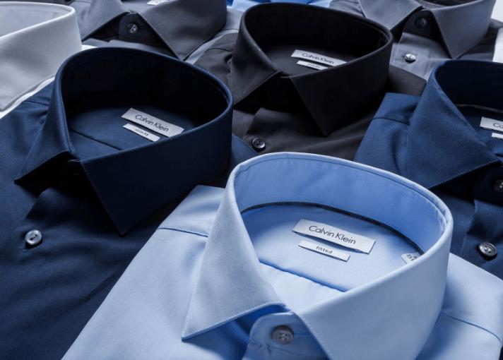 mannen hemden strijken