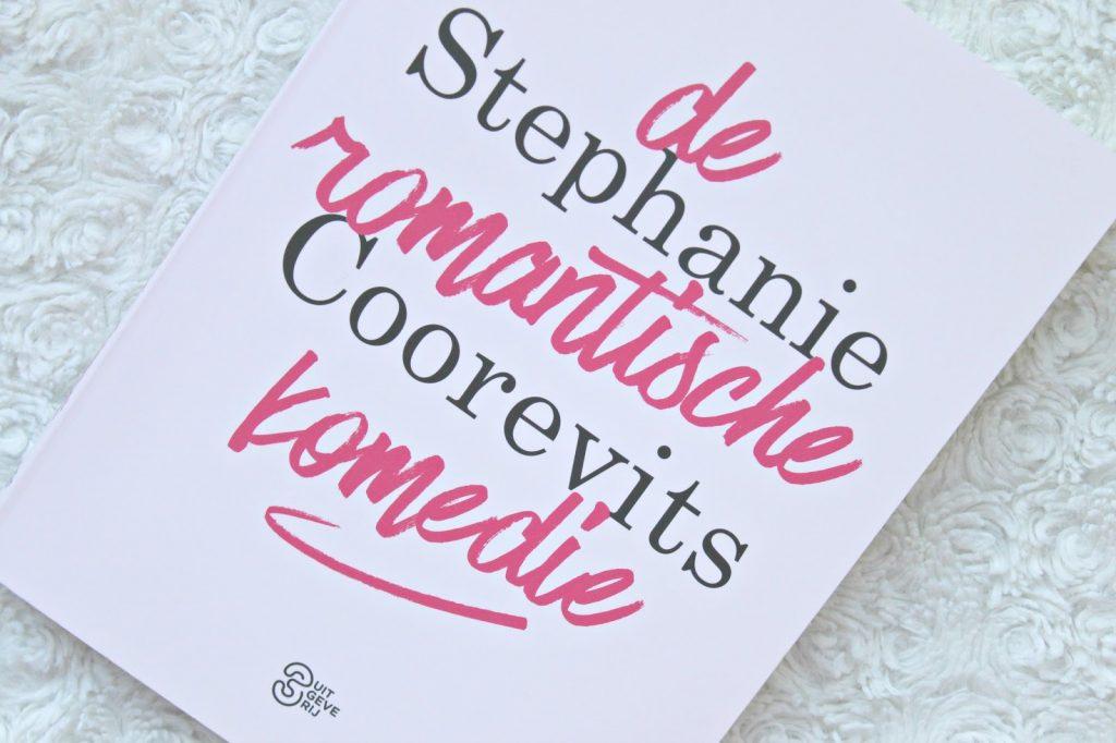 recensie review boek de romantische komedie stephanie coorevits