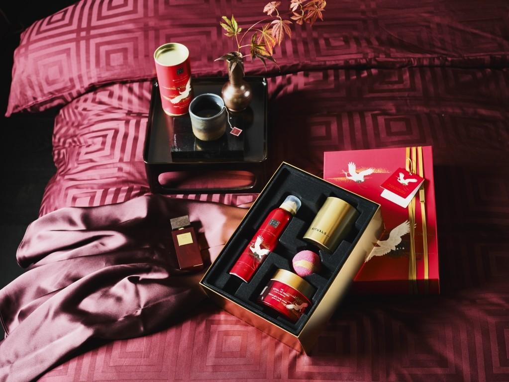 ritual of tsuru gift set