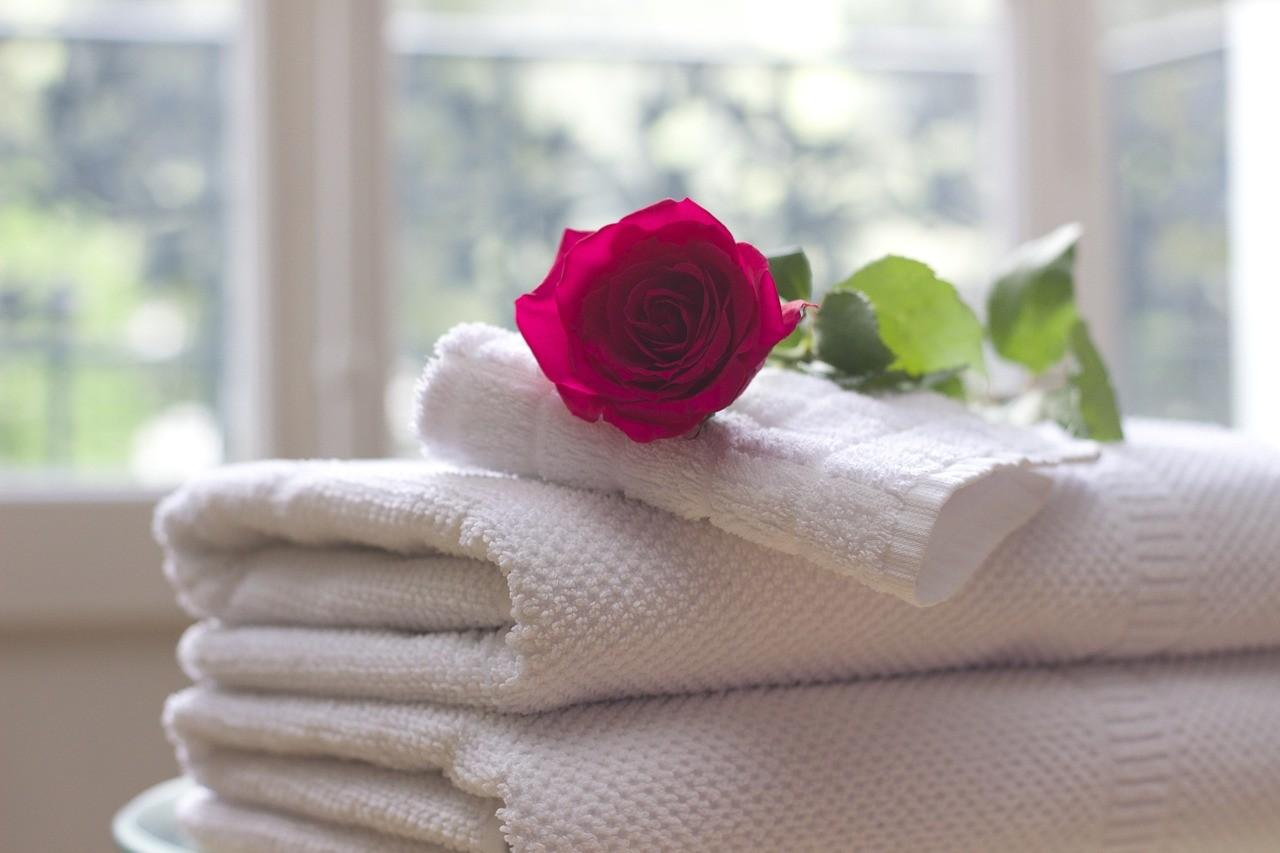 zachte handdoeken