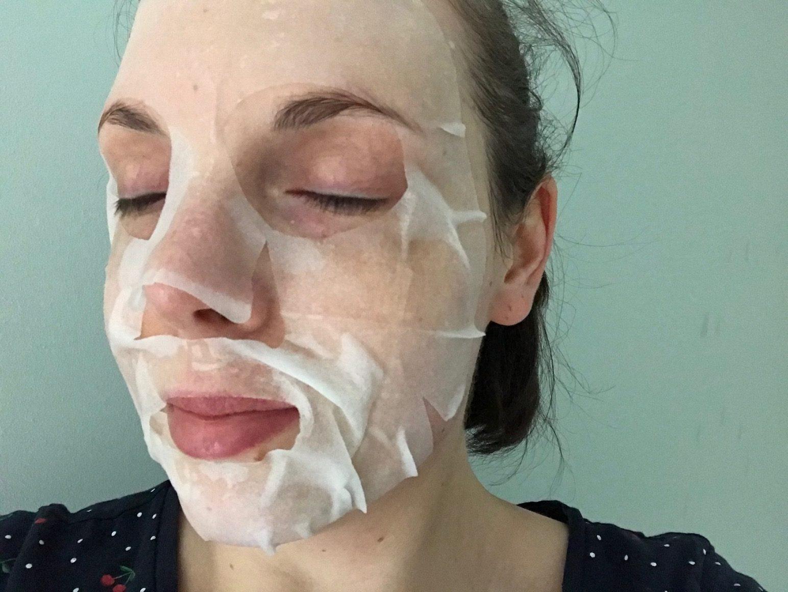 kneipp sheet mask