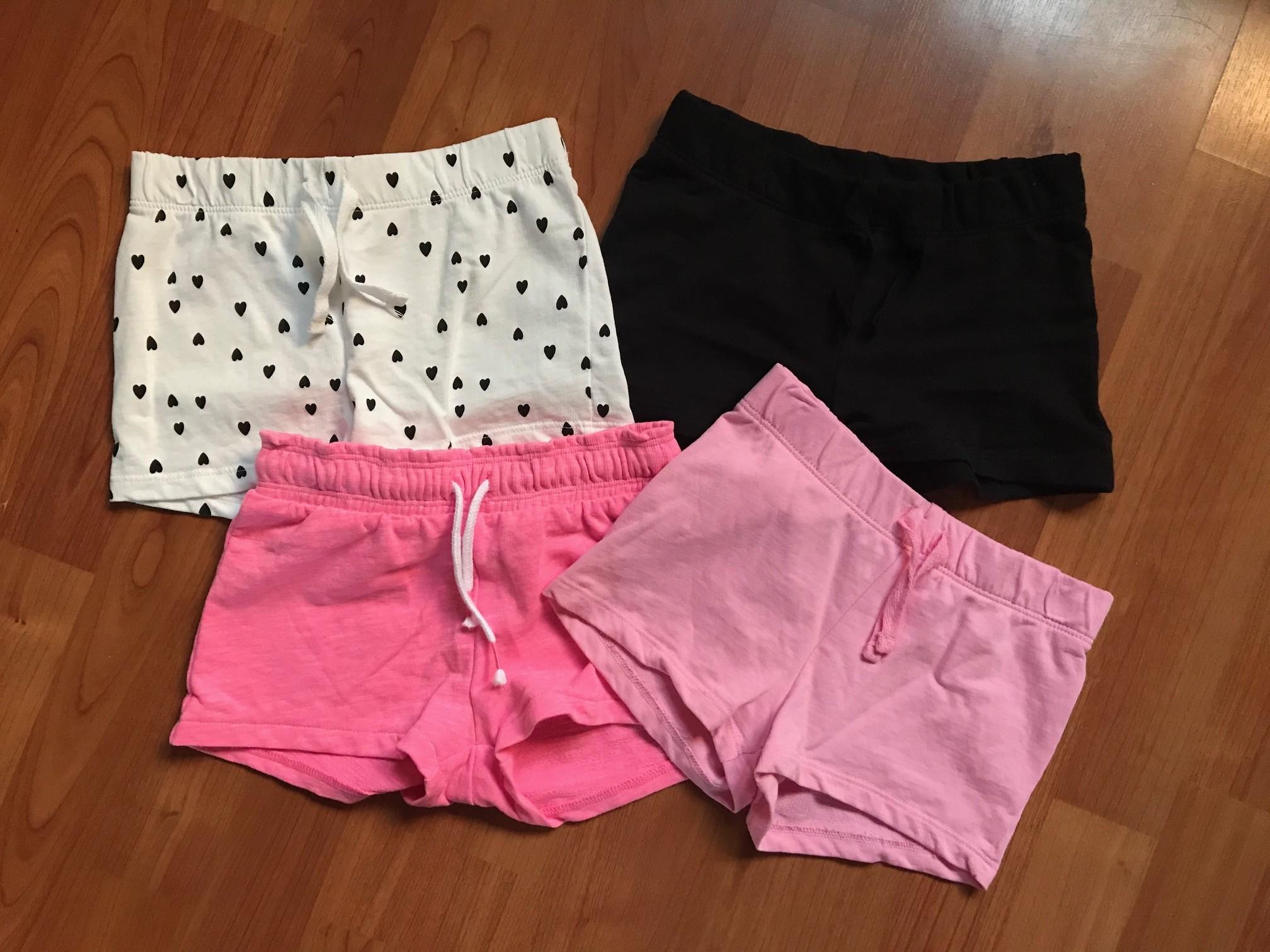 shorts meisjes