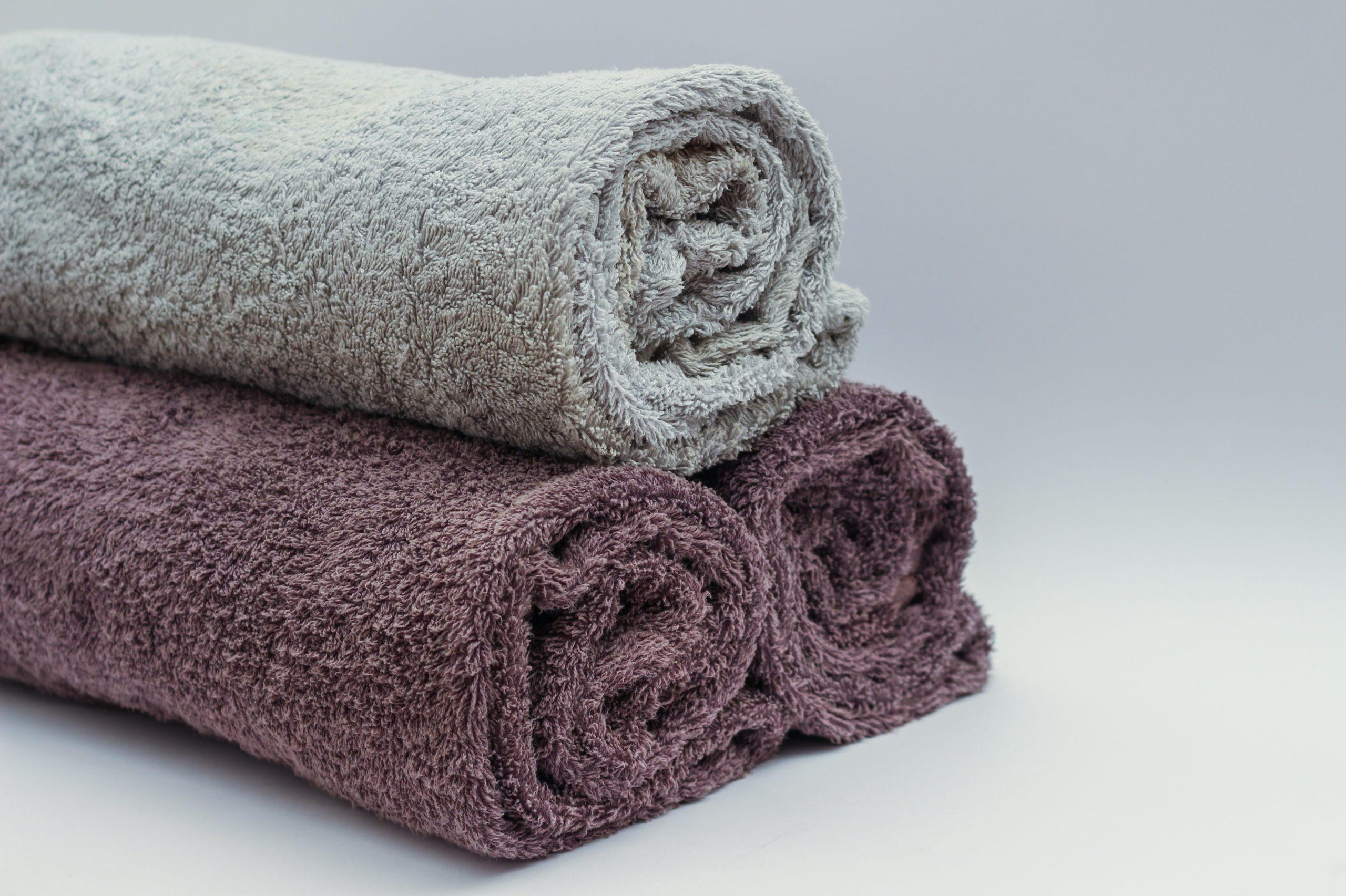 zachte handdoeken na wassen