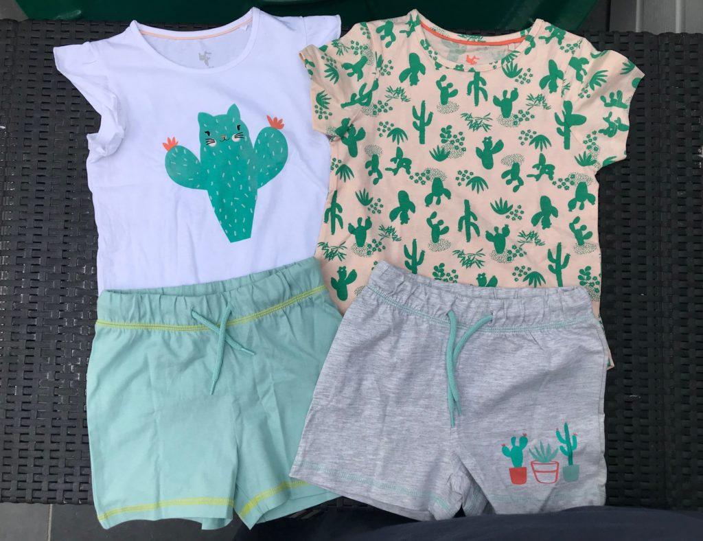 cien cactus tshirts