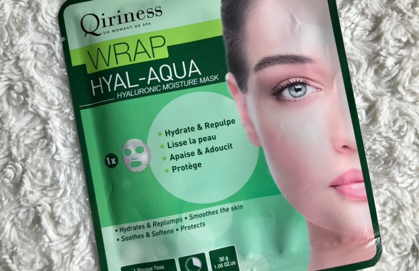 qiriness hyaluronic moisture mask