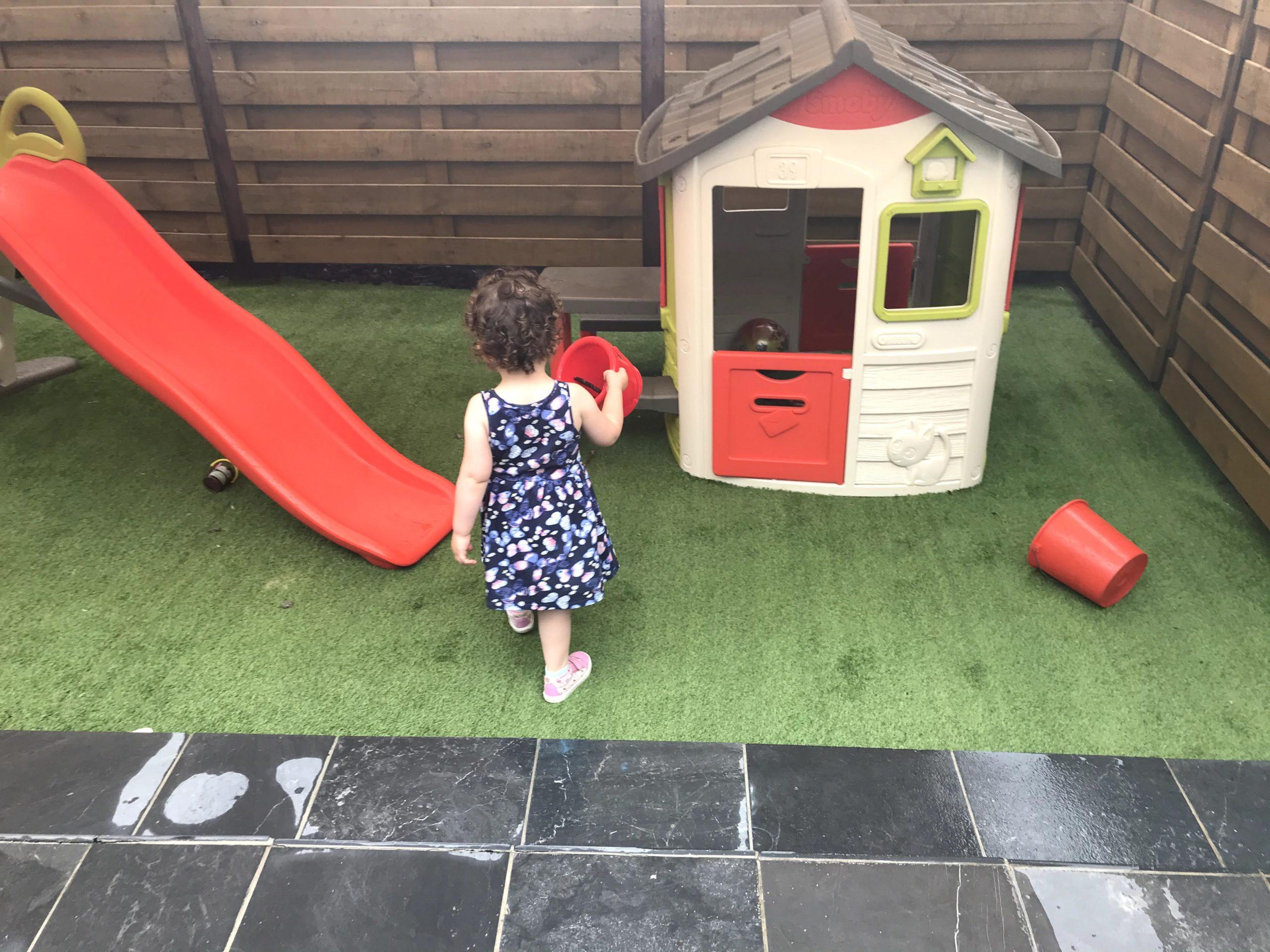smoby speelhuis
