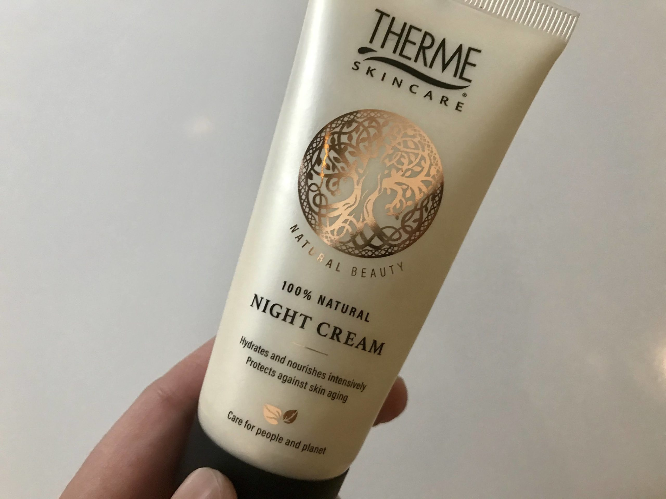 therme natural beauty nachtcreme