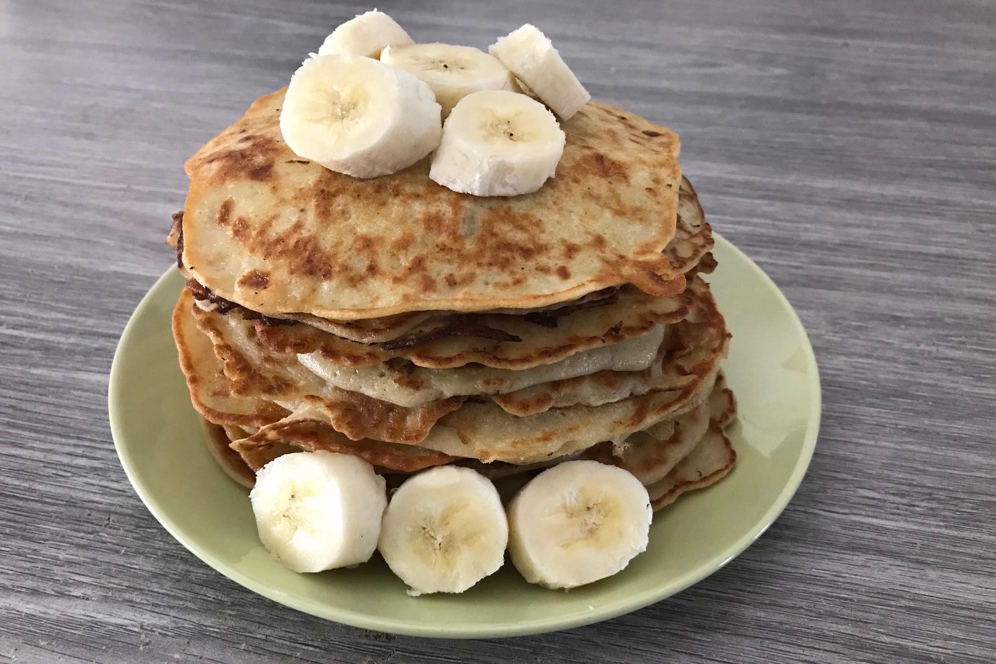banaanpannenkoeken