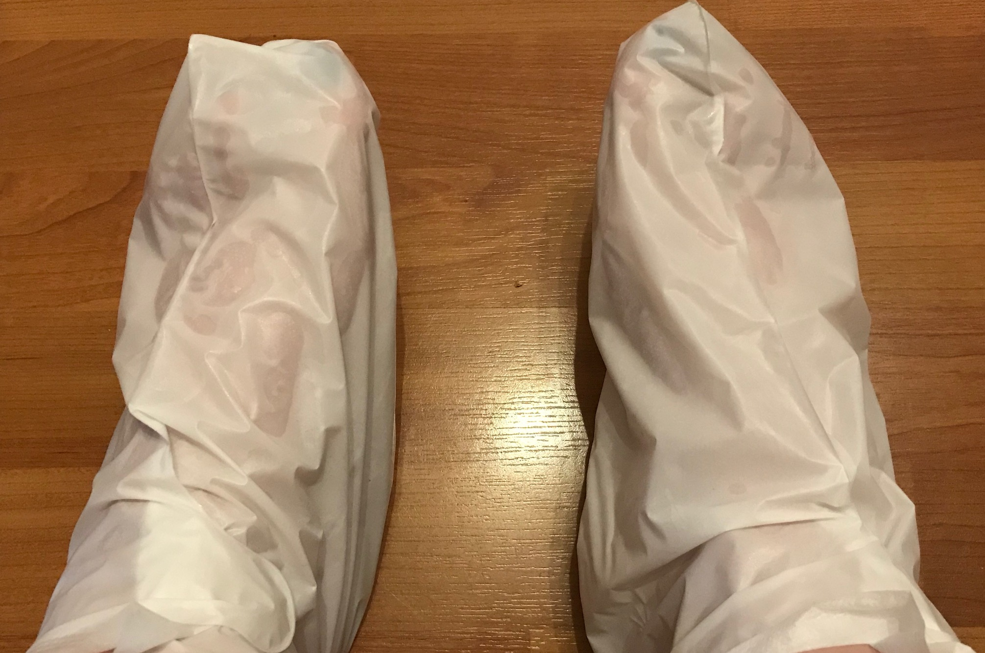 scholl voetmasker lavendel
