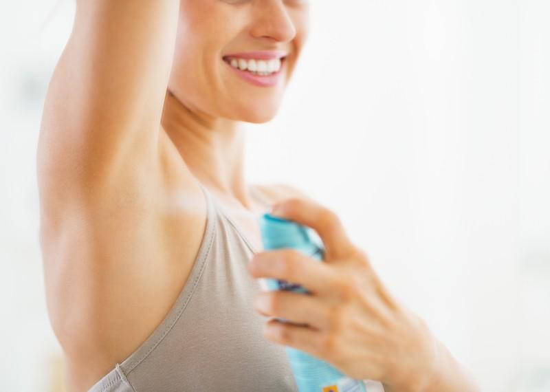 verschil deodorant en anti-transpirant