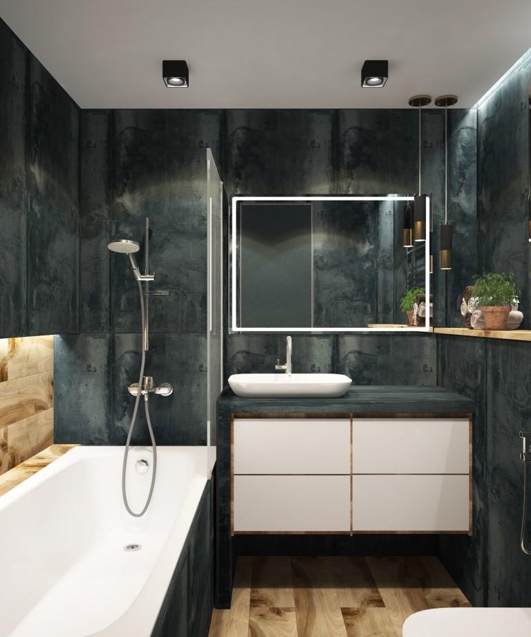 badkamer modern inrichten