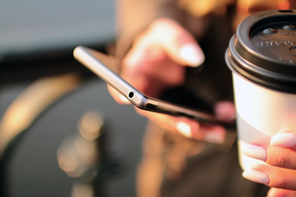 smartphone desinfecteren