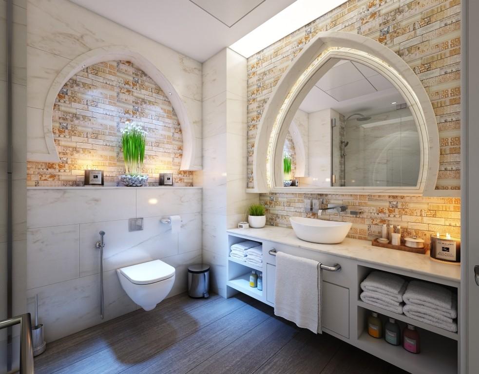 meer licht in de badkamer
