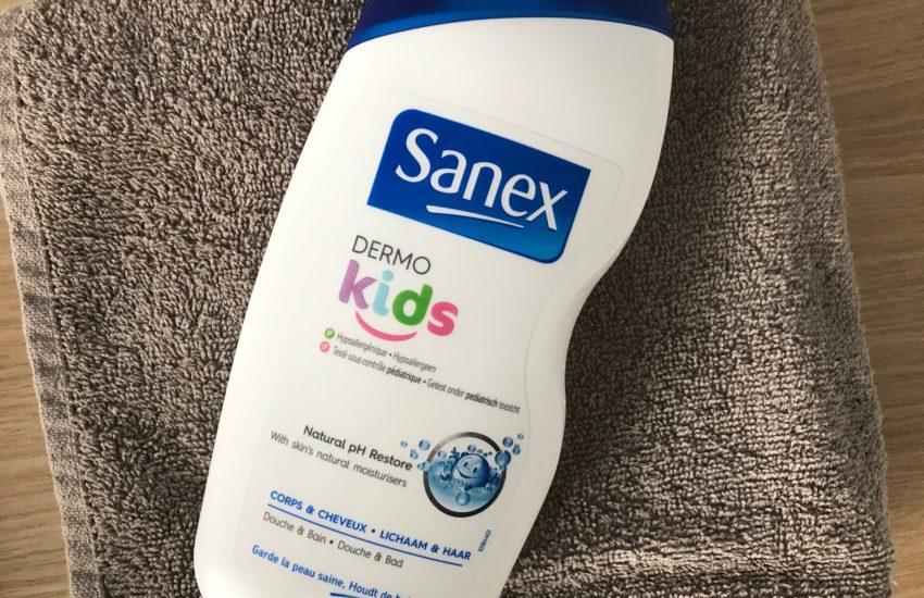 sanex dermo kids