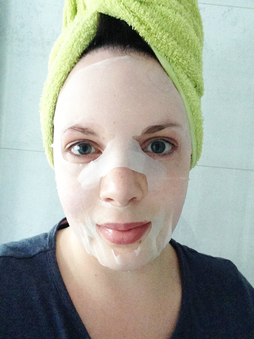 action sheet mask almond oil