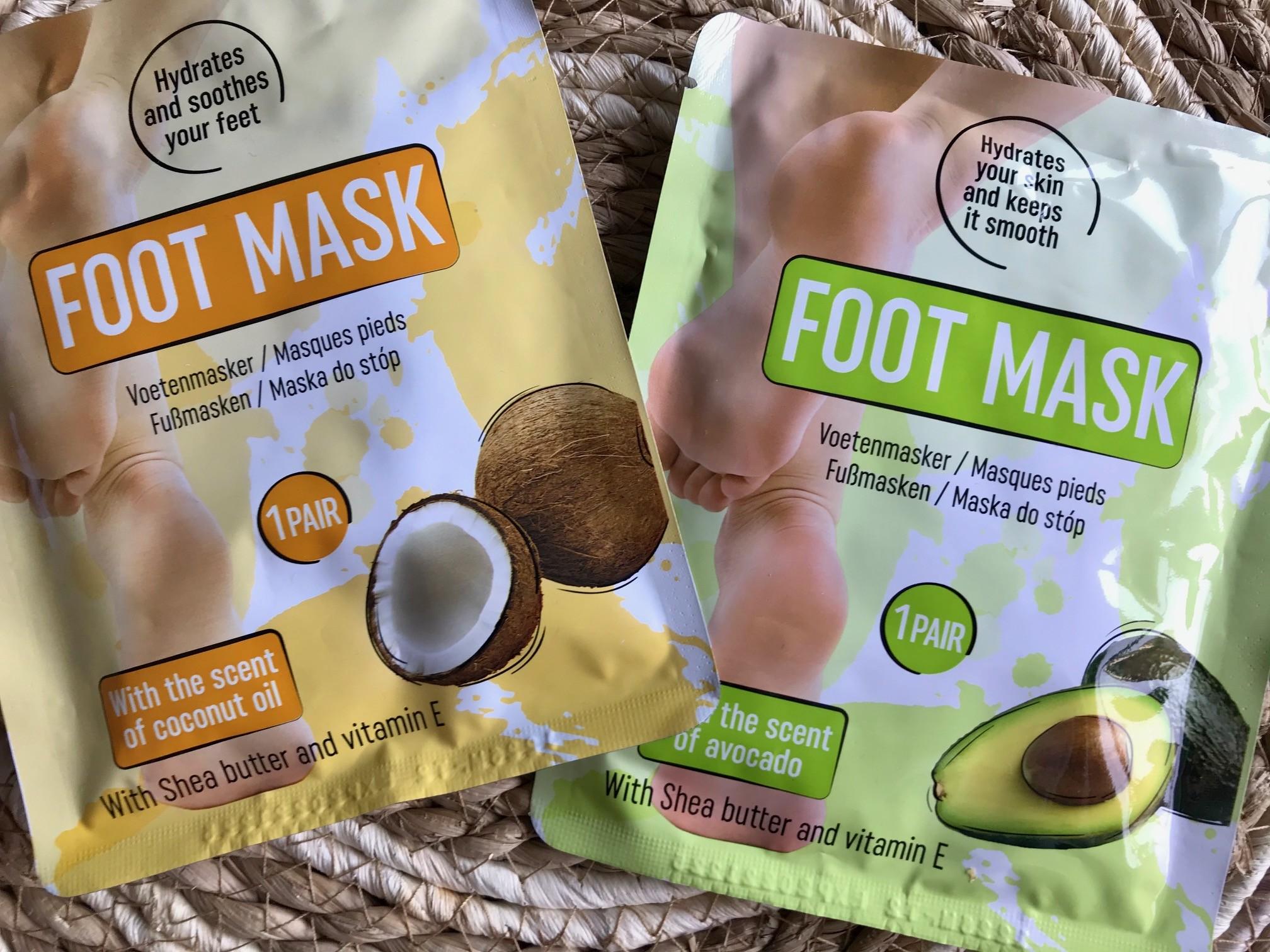 action voetenmasker