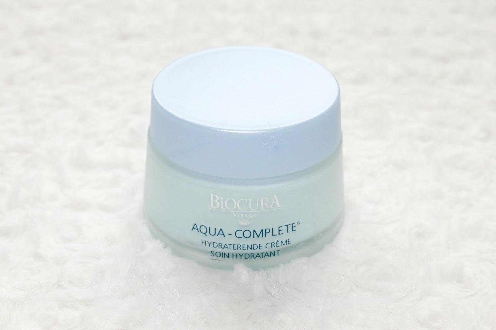 biocura aqua-complete hydraterende crème
