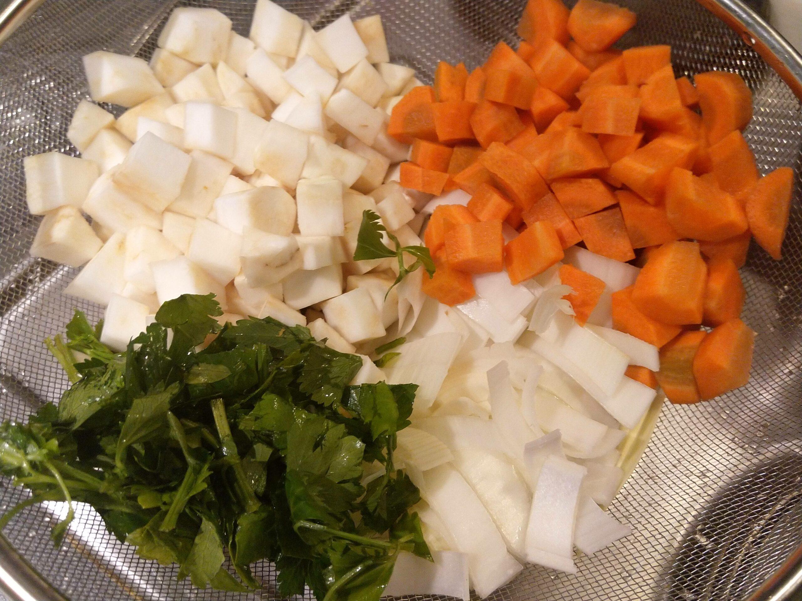 groenten erwtensoep