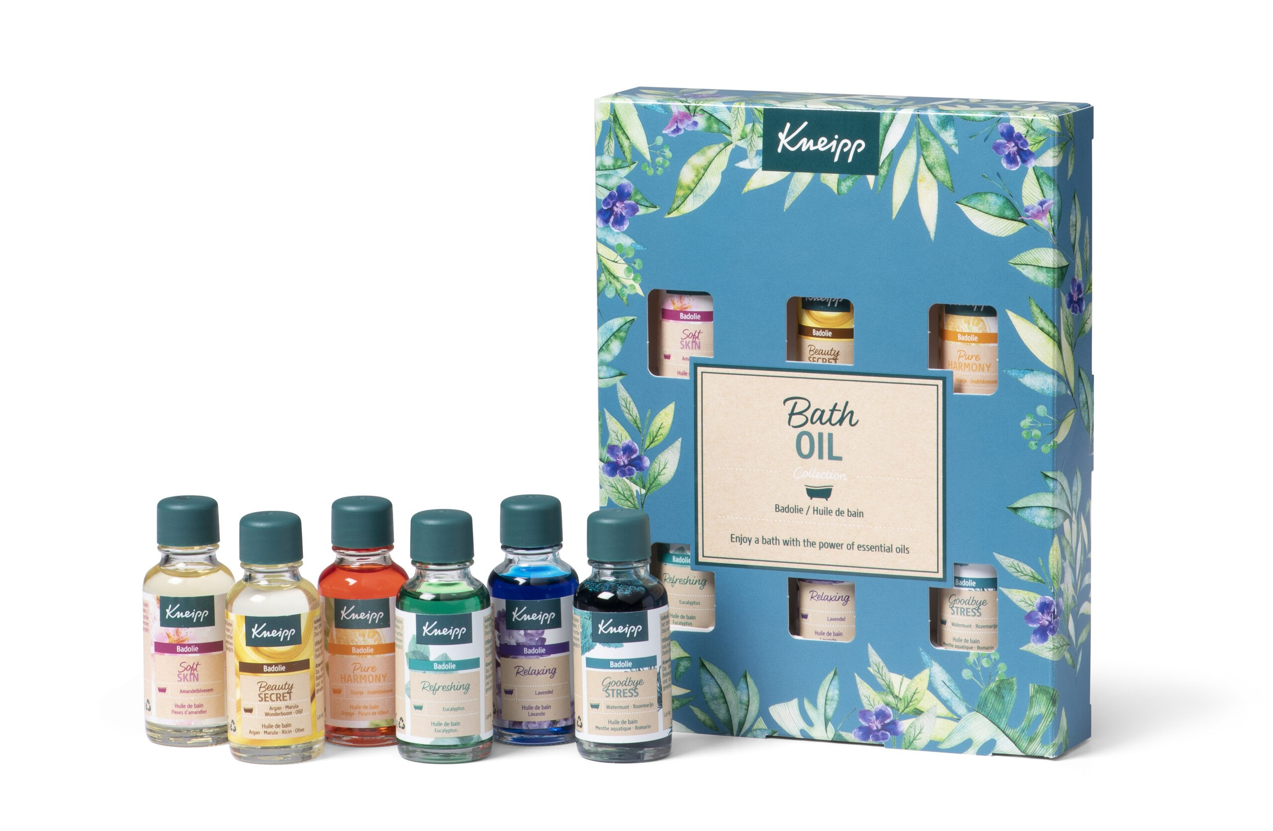 kneipp bath oil collection