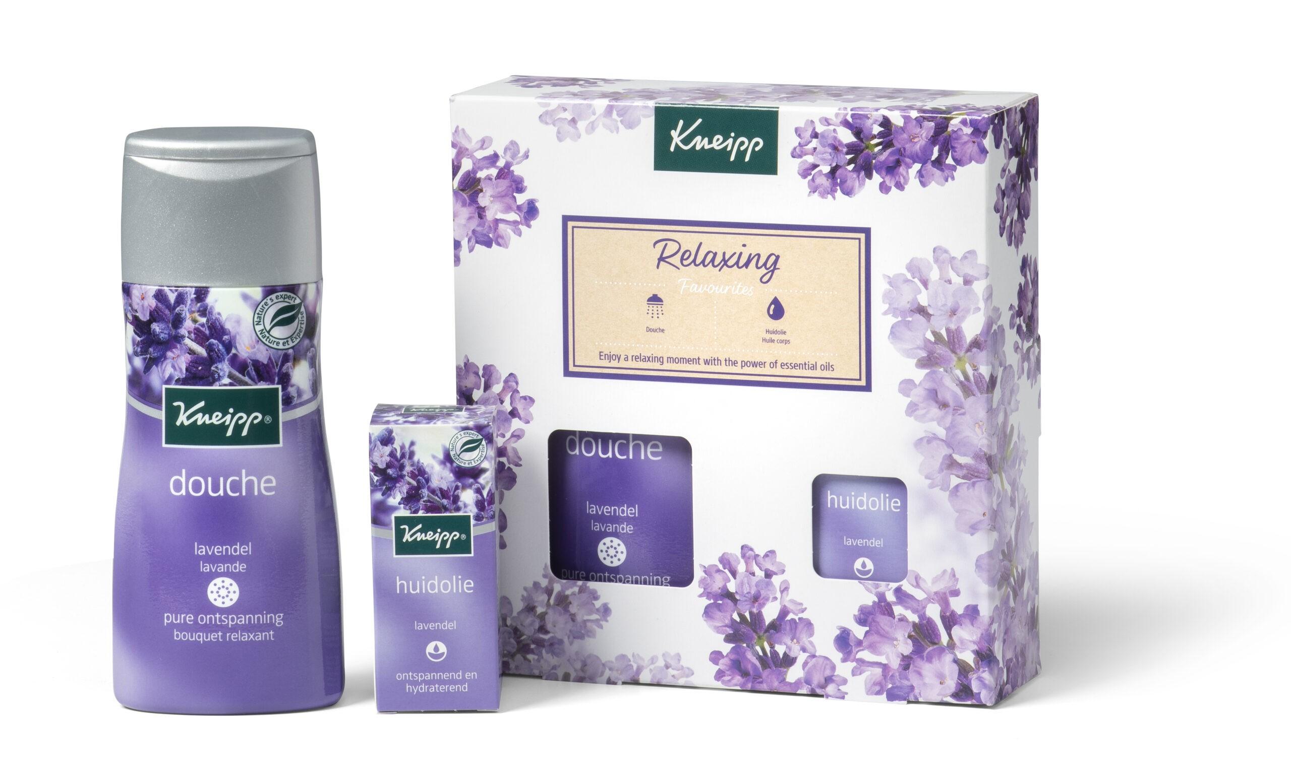 kneipp relaxing lavendel