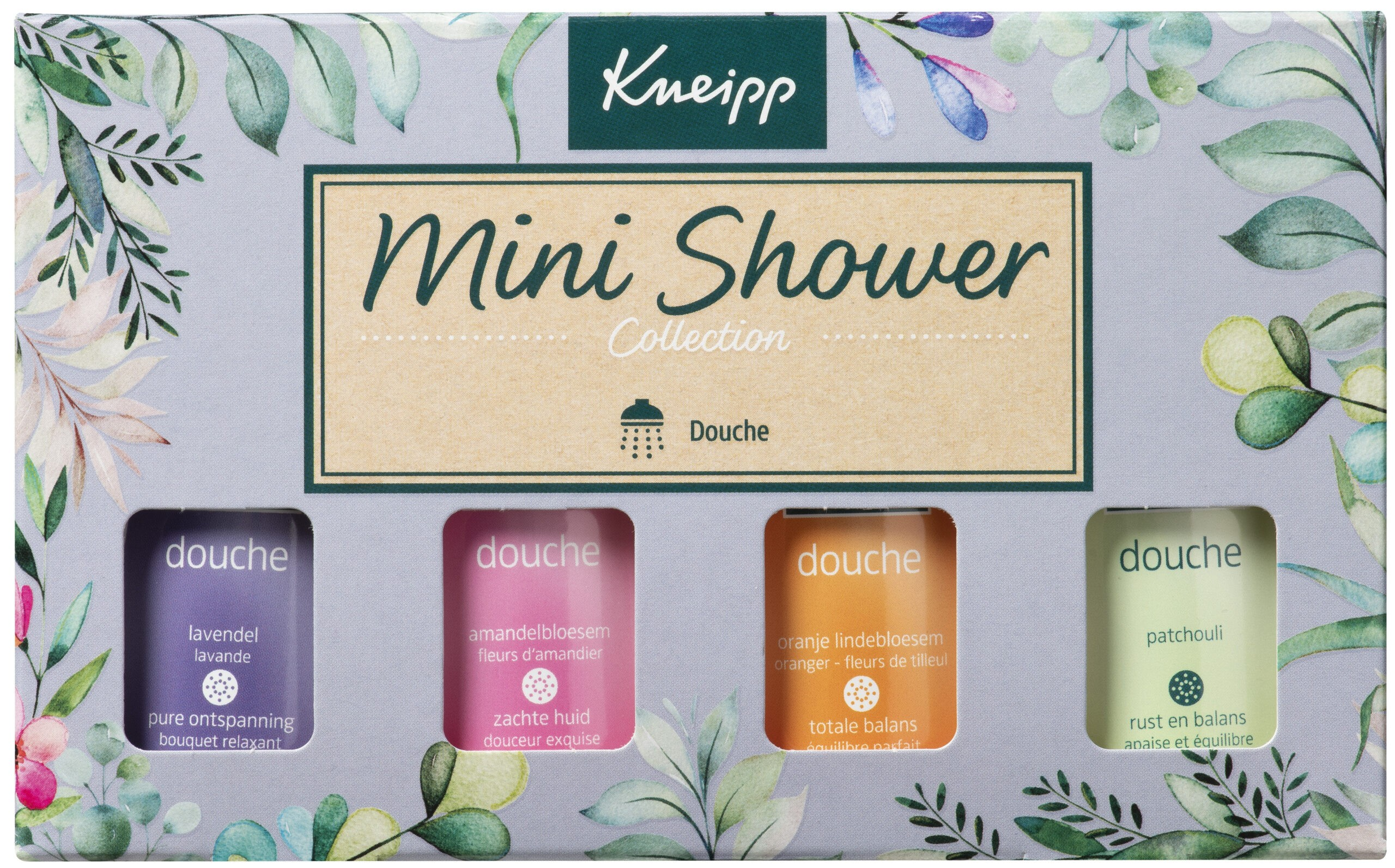 kneipp shower collection