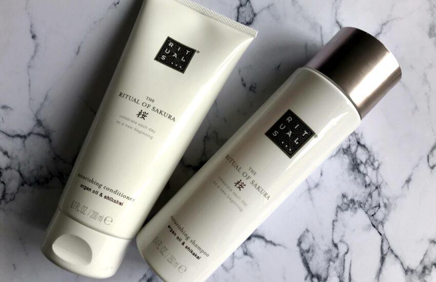 rituals the ritual of sakura shampoo conditioner