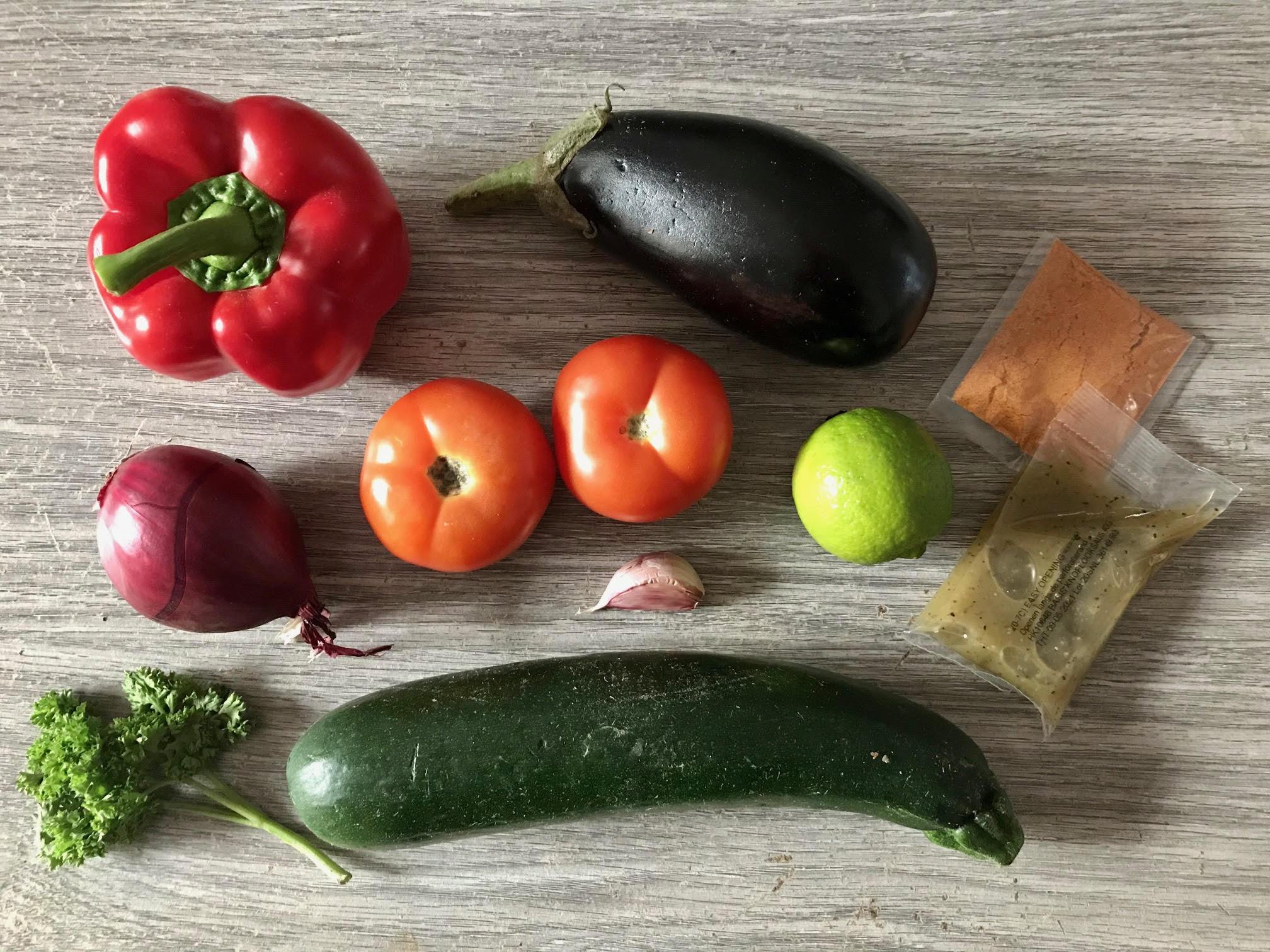 lidl groentekebab verspakket