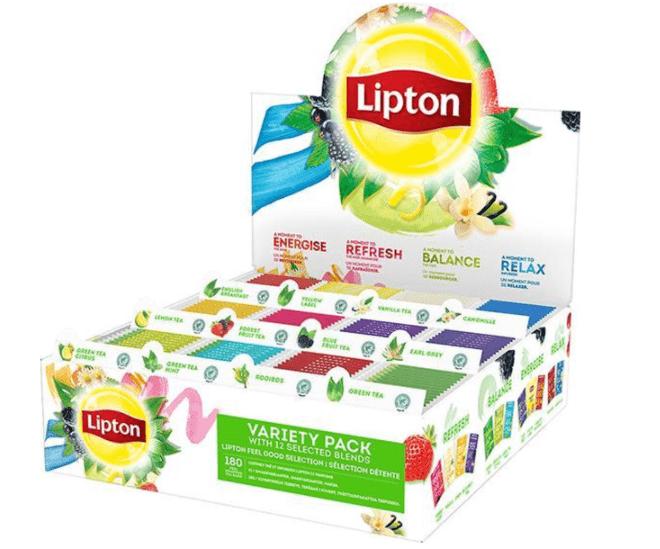 lipton thee doos
