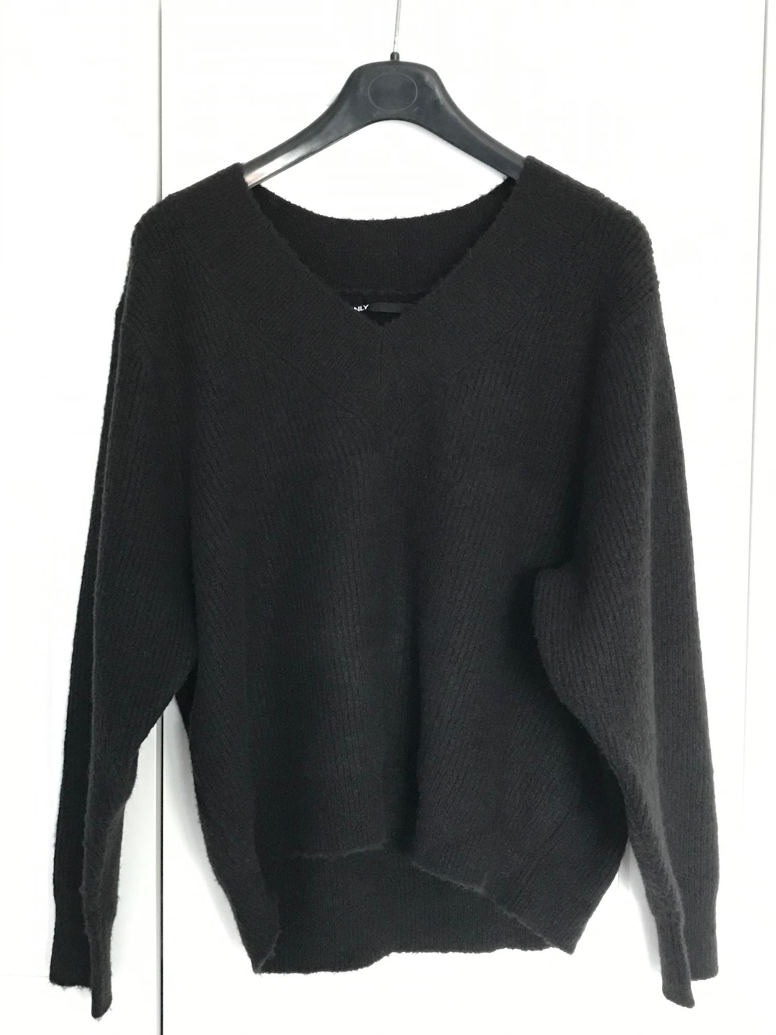 only zwarte trui