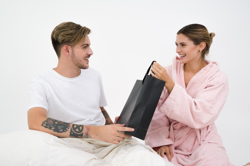 relatie spannender maken