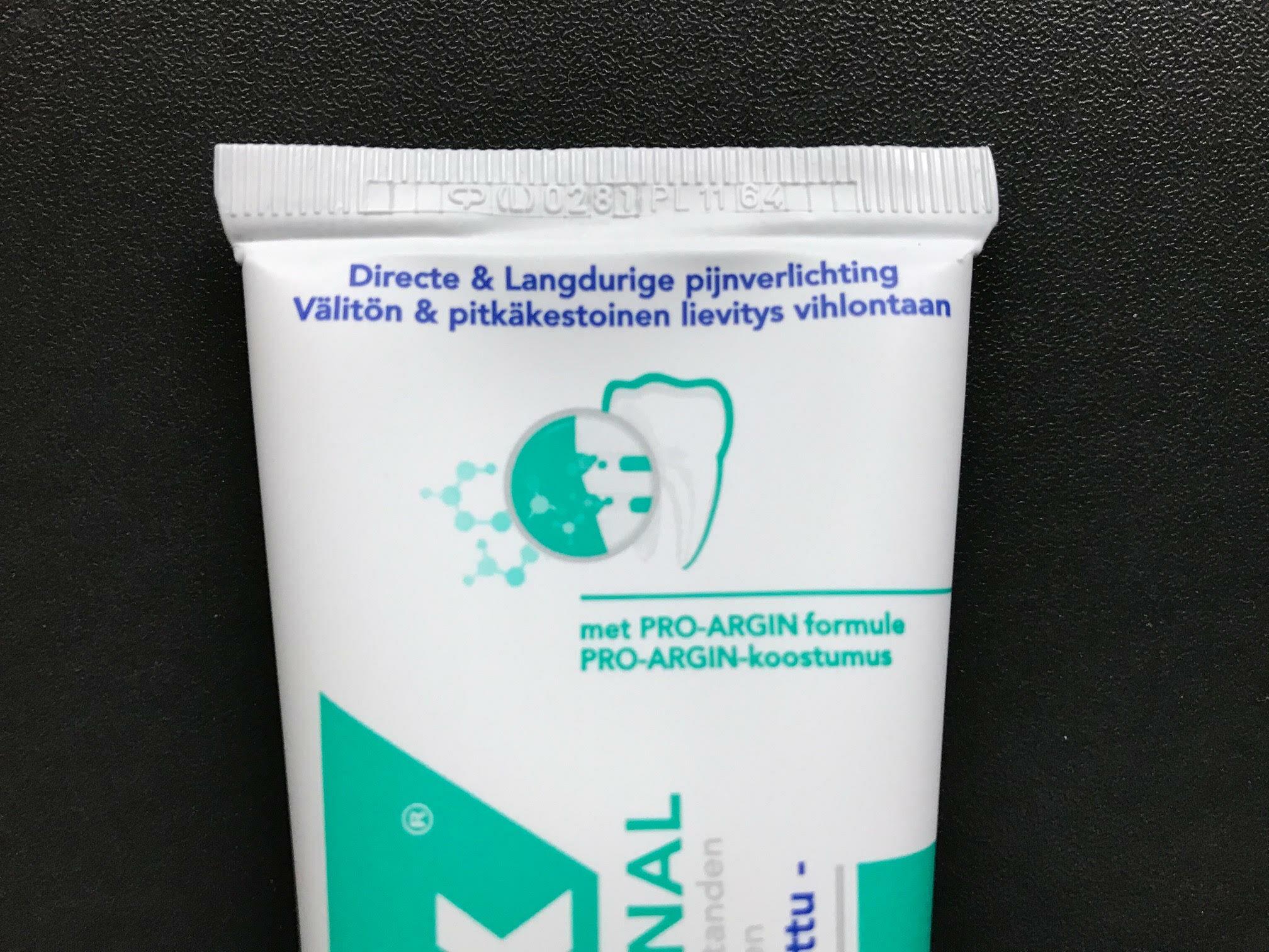 elmex tandpasta sensitive