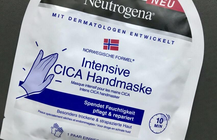 neutrogena handmasker