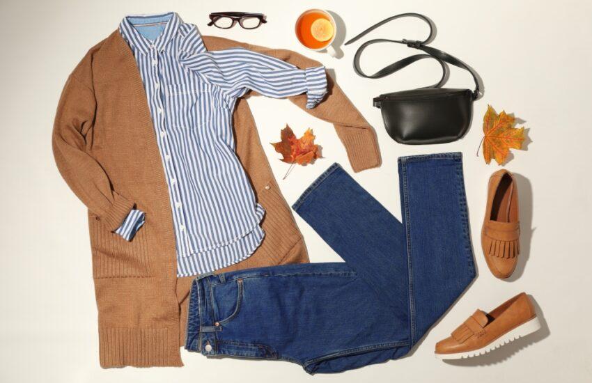 outfit samenstellen