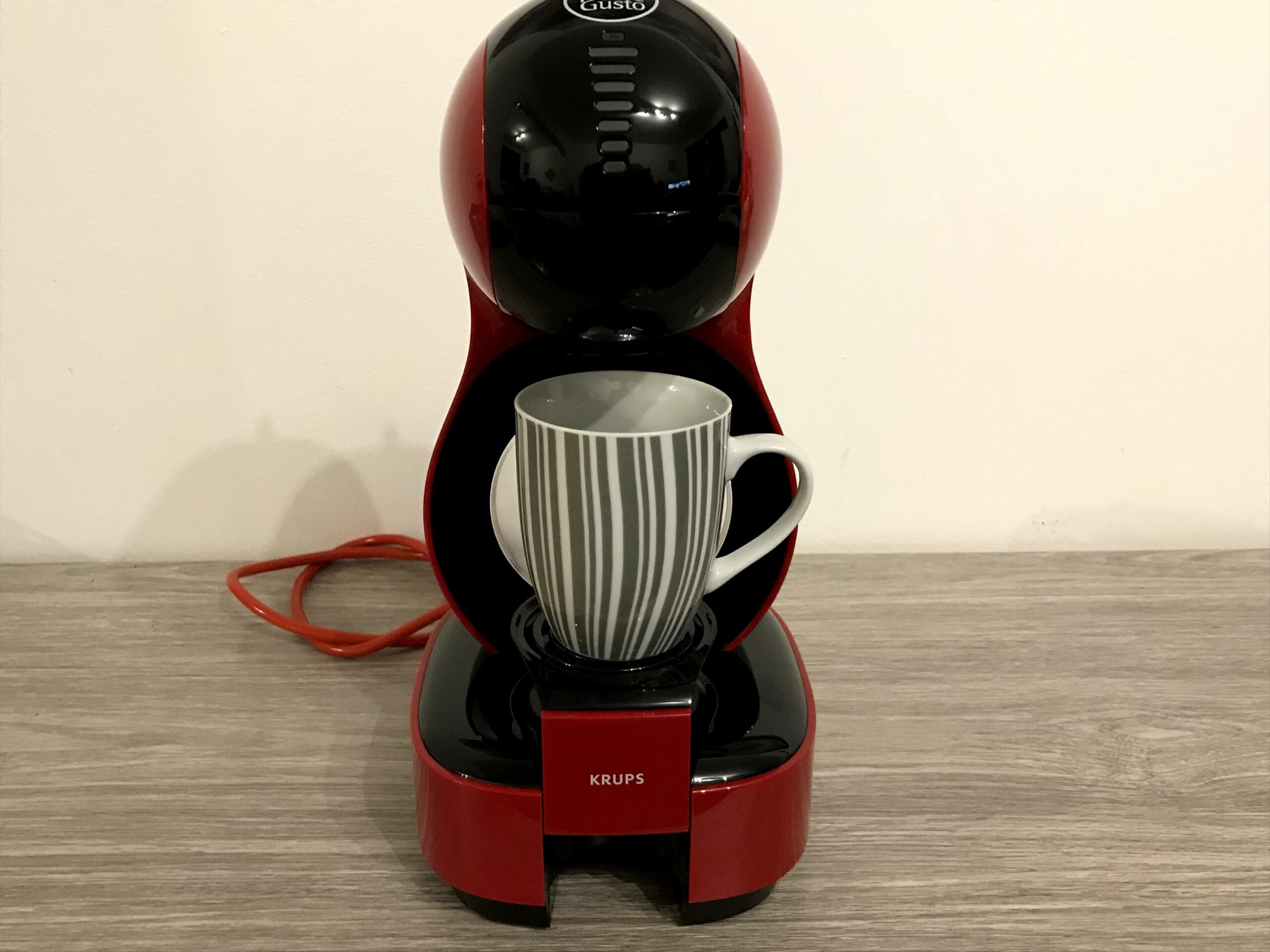 review dolce gusto lumio