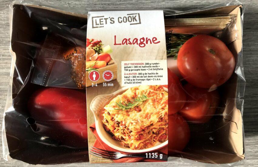 lasagne lidl verspakket