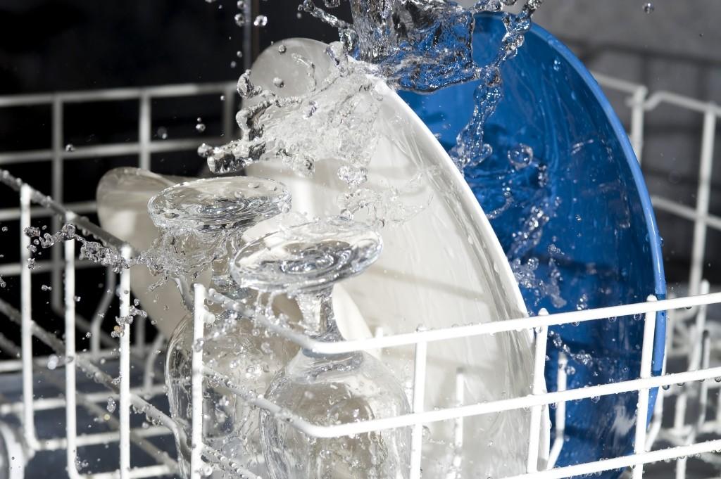 vaatwasser schoonmaken