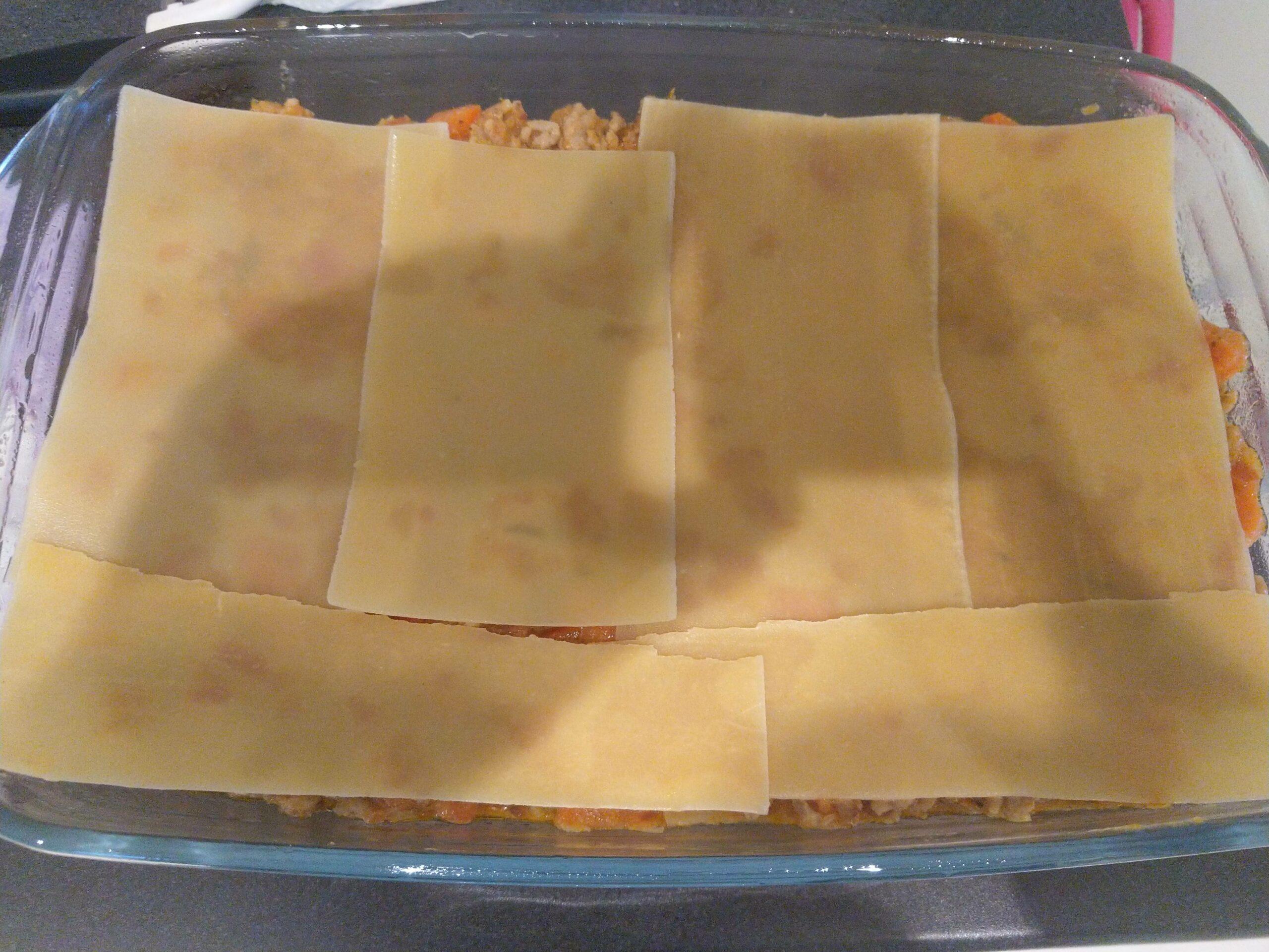 zelf lasagne maken