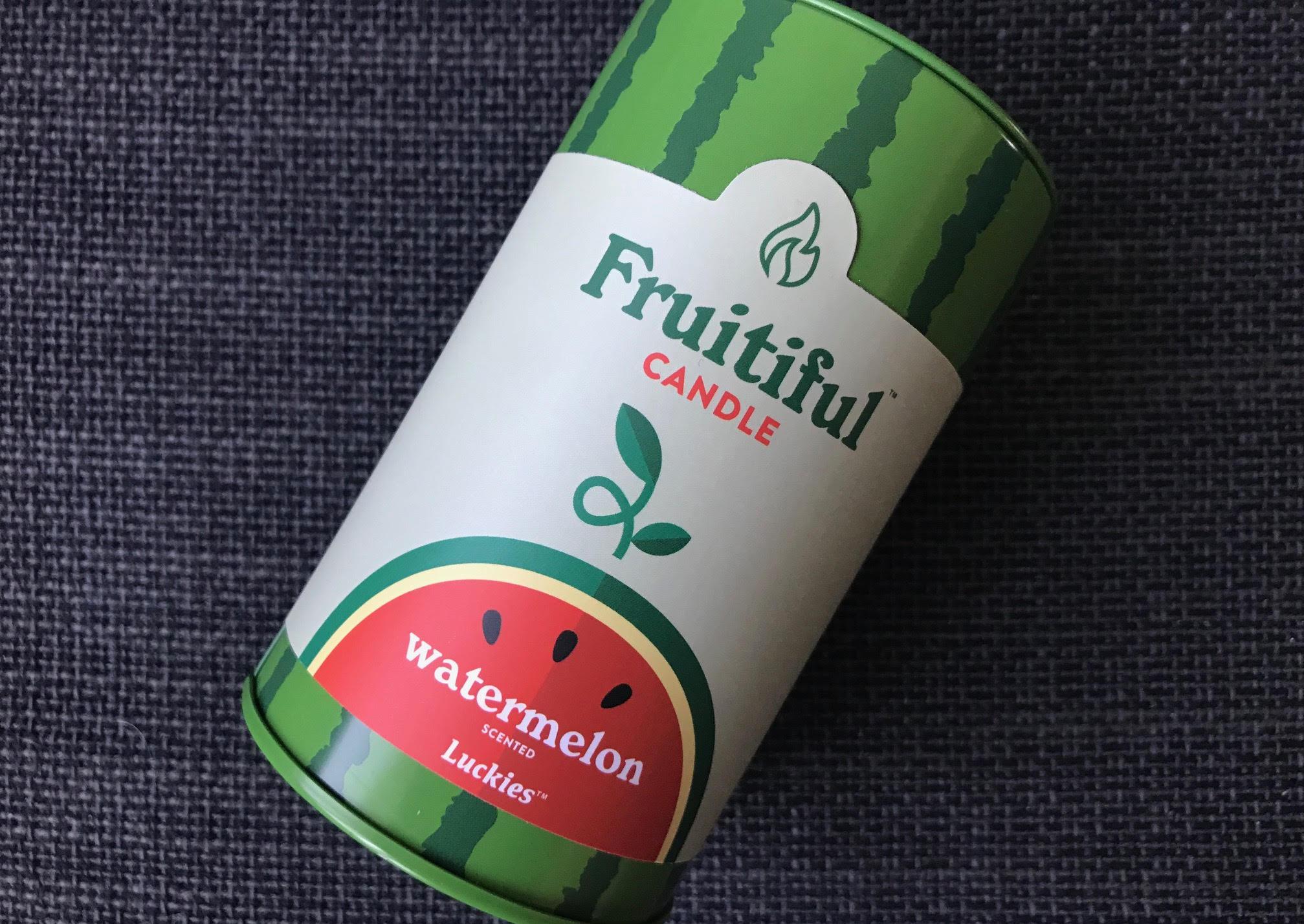 luckies fruitiful fruitkaars watermeloen