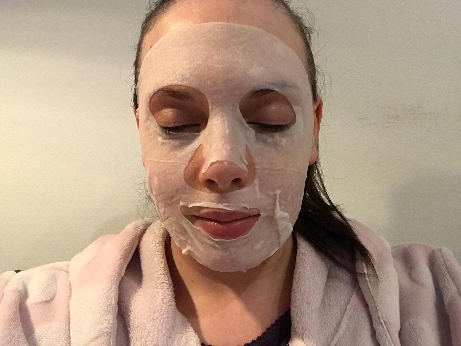 face facts sheet mask